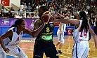 Mersin Büyükşehir Belediyespor - Fenerbahçe: 55 - 64