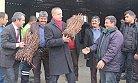 Mersin Mut Belediyesi, Çiftçiye 70 Bin Adet  Fidanı Dağıttı.