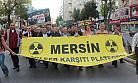 Mersin NKP'den Çernobil Yürüyüşü