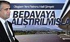Mersin Otobüs Yazıhaneleri Kooperatif Başkanına Şimşek'ten Sert Cevap
