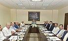 Mersin-Tarsus OSB Müteşebbis Heyeti Vali Çakacak Başkanlığında Toplandı