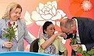 Mersin Valisi Çakacak Anneler Gününü Kutladı.