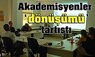 Mersin'de Akademisyenler Kentsel Dönüşümü Tartıştı