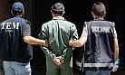 Mersin'de Aralarında Okul Müdürü ve Askerlerinde Olduğu 17 Kişi Tutuklandı.