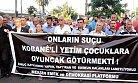 Mersin'de Barış İsteyenler Eylemde Buluştular