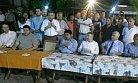Mersin'de Demokrasi Nöbetleri Devam Ediyor