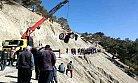 Mersin'de Feci Trafik Kazasında Virajı Alamayan Araç Uçuruma Yuvarlandı.
