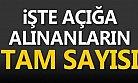 Mersin'de FETÖ Soruşturmasında Açığa Alınan Öğretmenlerin Tam Listesi