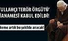 Mersin'de Fetullahçı Terör Örgütü Davasına Devam Edildi