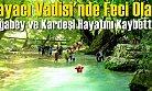 Mersin'de İki Kardeş Boğuldu.