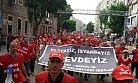 Mersin'de Kanlı Saldırı Protesto Edildi