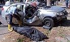 Mersin'de Kaza İçinde  Kaza Oldu.1 Kişi Feci Şekilde Öldü