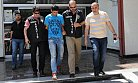 Mersin'de Küçük Çocukların Telefonlarını Bıçak Zoruyla Çalan Şahıs Yakalandı.