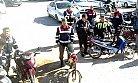 Mersin'de Motosikletlere Denetim