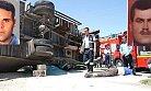 Mersin'de  Kamyonetin Biçtiği  Kazada 2 Kişi Feci Şekilde Hayatını Kaybetti.