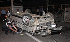 Mersin'de Otomobille Motosiklet Çarpıştı: 2 Ölü