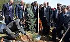 Mersin'de Özgecan İçin Hatıra Ormanı Oluşturuldu