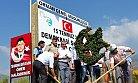 Mersin'de Şehit Halisdemir Adına Hatıra Ormanı