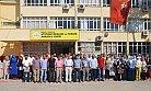 Mersin'de Suriyeli Gönüllü Öğretmenlere Mesleki Eğitim Kursu