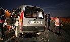 Mersin'de Trafik Kazası: 1 Ölü, 10 Yaralı
