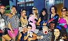 Mersin'de Yaşlı Yaşam Merkezi İçin Kostümlü Partide Yardım Toplandı