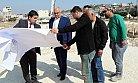 Mersin'de Yeni Kapalı Pazaryeri ve Otopark Yapılıyor