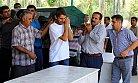 Mersin'deki İzinsiz Gösteride Hayatını Kaybeden Bülent Güngör Defnedildi.