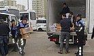 Mersinli Polis Eşleri Doğu ve Güneydoğu'ya El Uzattı