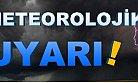 Meteoroloji Mersin Kıyı Kesimleri İçin Uyardı