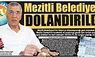 Mezitli Belediye Başkanı Neşet Tarhan'a 80 Bin TL Zimmet Çıkarıldı