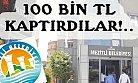 Mezitli Belediyesi 100 Milyar Dolandırıldı.