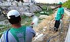 Mezitli Belediyesi, Derelerde Islah Çalışmasını Sürdürüyor
