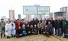 Mezitli Belediyesi Gönüllüleri Yağmurda Toplandı
