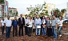 Mezitli'de 'Cumhuriyet Korusu' Oluşturuldu