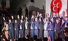 MHP Mersin'de Adaylarını Tanıttı