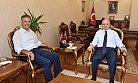 Milletvekili Kuyucuoğlu'ndan Vali Çakacak'a Ziyaret