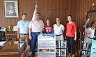 Muhittin Develi Ortaokulunun Başarılı Öğrencisinden Müdürlüğümüze Ziyaret