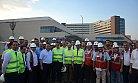 Müsteşar Yardımcısı Yeşilyurt, Mersin Şehir Hastanesi'nde İncelemelerde Bulundu