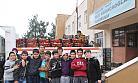 Mut Belediyesi Okullara 18 Ton Portakal Dağıttı.