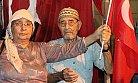 Mut'ta Demokrasi ve Şehitleri Anma Mitingi