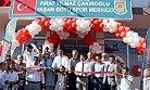 Öldürülen Ülkücü Genç Adına Tarsus'ta Spor Merkezi Açıldı