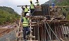 Orman İşletme Müdürlüklerinde Köprü ve Bina İnşaatları Devam Ediyor