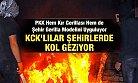PKK'nın Şehir Yapılanması Güneydoğu'da Cirit Atıyor!