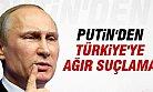 """Putin: """"Türkiye'nin Uçağın Rusya'nın Olduğunu Bilmemesi Mümkün Değil"""""""