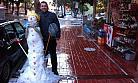 Silifke'ye 26 Yıl Aradan Sonra Kar Yağdı