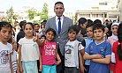 Suriyeli Çocuklar, Mersin Barosunun Şenliğinde Doyasıya Eğlendi
