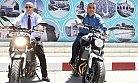 Tarsus Belediyesi'nden Emniyete Motosiklet
