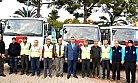 Tarsus Belediyesi'ne Yeni Araçlar