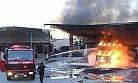 Tarsus Halindeki Yangın Korku ve Panik Yarattı.