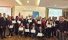 Tarsus'da Girişimci Kursiyerlere Sertifikaları Verildi.